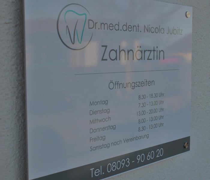 Barrierefreie Zahnarztpraxis Oberpframmern Eversberg