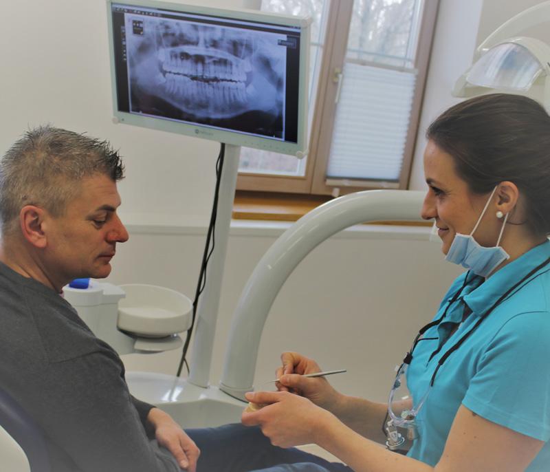 Sprechzeiten Sprechstunden beim Zahnarzt in Oberpframmern
