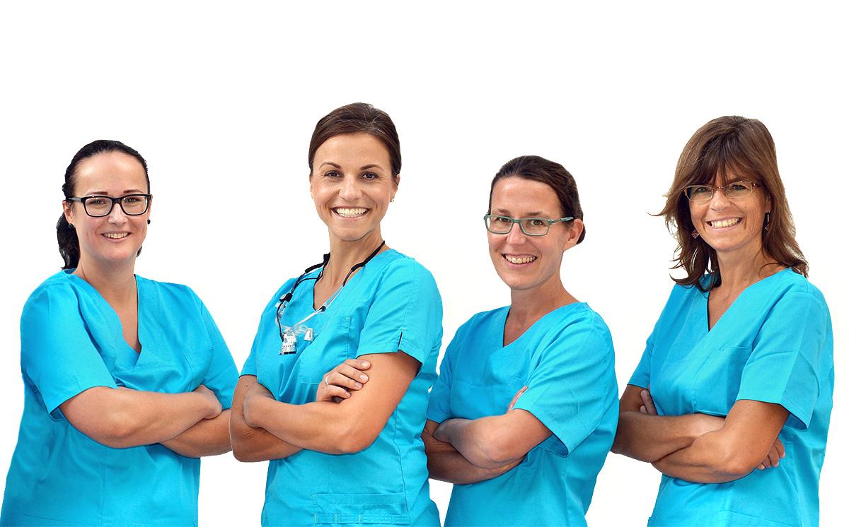 Team Zahnarztpraxis Oberpframmern bei Glonn & Ebersberg